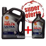 Shell Helix Ultra DIESEL 5W40 4+1L MEGA PACK! w sklepie internetowym OlejeSamochodowe.com.pl