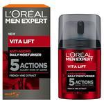 L'OREAL Men Expert Vita Lift 5 kosmetyki męskie - krem nawilżający przeciw starzeniu 50ml w sklepie internetowym MultiPerfumeria.pl