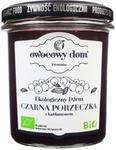 Dżem czarna porzeczka z kardamonem BIO 290 g- OWOCOWY DOM w sklepie internetowym biogo.pl