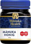 Miód Manuka 100+ 250g MANUKA HEALTH NEW ZELAND w sklepie internetowym biogo.pl
