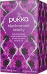Herbata Blackcurrant Beauty Bio 20 saszetek Pukka w sklepie internetowym biogo.pl