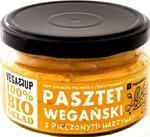 PASZTET WEGAŃSKI Z PIECZONYMI WARZYWAMI BIO 190 g - VEGA UP w sklepie internetowym biogo.pl