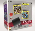 Playstation 3 250 inFamous + Uncharted 2 + HDMI w sklepie internetowym Frikomp.pl
