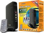 Compro VideoMate V150F, analog. tuner TV, box, PAL/SECAM/NTSC, FM C0508043 w sklepie internetowym Frikomp.pl