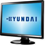 Hyundai Monitor LCD-TV W220T 22'' wide z tunerem TV, 5ms HDMI głośniki czarny C6100183 w sklepie internetowym Frikomp.pl