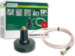 Kabel koncentryczny z podstawką magnetyczną do anteny w sklepie internetowym Frikomp.pl