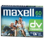 MAXELL KASETA MINI DV DVM-60 w sklepie internetowym Frikomp.pl