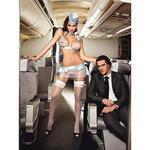 Baci Lingerie - Przebranie stewardessa - Baci First Class Flight Attendant One Size w sklepie internetowym ŚWIAT ROZKOSZY