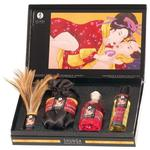 SHUNGA TENDERNESS & PASSION COLLECTION - Ekskluzywne olejki erotyczne w sklepie internetowym ŚWIAT ROZKOSZY