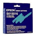 Taśma do drukarki Epson czarna [ LQ-2500 / 2550 / 860 / 1060 / 670/ 680 ] w sklepie internetowym ZiZaKo.pl