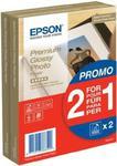 Papier Epson Premium Glossy Photo Paper promo 2 w cenie 1; 10x15; 255g; 2x40 kartek S042167 w sklepie internetowym ZiZaKo.pl