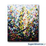 Obraz olejny malowany ręcznie na płótnie Moretti 130x110cm w sklepie internetowym SuperWnetrze.pl