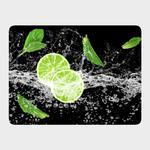 www.h-design.pl :: Zestaw 4szt. podkładek na stół Limonki 40x30cm, podkładki w sklepie internetowym Home Design
