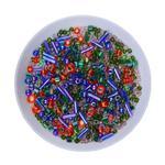 Koraliki TOHO Multi Shape/Color Mix 10g Mix 3226 Shousei- Red/Green/Blue Mix w sklepie internetowym Dekorynka