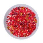 Koraliki TOHO Multi Shape/Color Mix 10g Mix 3208 Momiji- Red Mix w sklepie internetowym Dekorynka