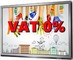 Monitor interaktywny Avtek TouchScreen 65 Pro 2 z OPS (0% VAT) w sklepie internetowym Edusfera.net
