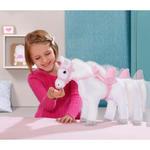 BABY BORN Interaktywny biały konik dla lalki księżniczki w sklepie internetowym bebito.pl
