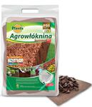 Agrowłóknina pod korę i zrębki P50 brązowa 1,6x5m w sklepie internetowym 24garden.pl