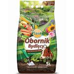 Nawóz naturalny Obornik bydlęcy granulowany 5 litrów w sklepie internetowym 24garden.pl