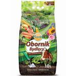 Nawóz naturalny Obornik bydlęcy granulowany 10 litrów w sklepie internetowym 24garden.pl