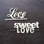 Napis Love Sweet Love ND76 w sklepie internetowym Sambora.pl