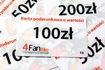 Karta podarunkowa o wartości 100 zł w sklepie internetowym Sklepikmotocyklowy.pl