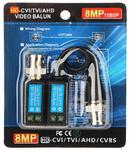 TRANSFORMATOR VIDEO, AHD, HD-CVI, HD-TVI, CVBS, TR-1CD*P2 w sklepie internetowym Mdh-system.pl