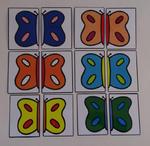 Kolorowe Motyle - dopasuj drugą połówkę w sklepie internetowym pomoceterapeutyczne.com