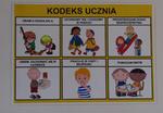 KODEKS UCZNIA - PLANSZA 1 w sklepie internetowym pomoceterapeutyczne.com