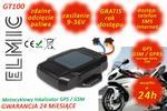 Motocykowy lokalizator GPS / GSM ELMIC GT100 GPS tracker w sklepie internetowym  elmic