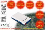 Przenośny osobisty lokalizator GPS GSM ELMIC GT300 z czujnikiem wstrząsów / wibracji GPS tracker w sklepie internetowym  elmic