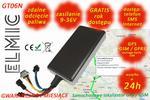 Samochodowy lokalizator GPS GSM ELMIC GT06N GPS tracker w sklepie internetowym  elmic
