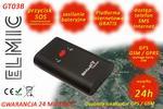 Przenośny osobisty lokalizator GPS GSM ELMIC GT03B z czujnikiem wstrząsów / wibracji GPS tracker w sklepie internetowym  elmic