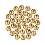 Kryształy SWAROVSKI Light Colorado Topaz SS8 - Light Colorado Topaz SS8 w sklepie internetowym em-nail.pl