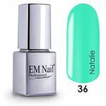 Lakier hybrydowy Easy 3W1 Natalie 36 - Zielony \ 36 Natalie w sklepie internetowym em-nail.pl