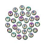 Kryształy SWAROVSKI 50 sztuk (wybór koloru) - Crystal Paradise Shine SS5 w sklepie internetowym em-nail.pl