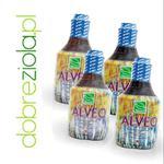 4 x Alveo winogronowe 950 ml (GRAPE) firmy Akuna w sklepie internetowym Dobreziola.pl