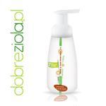 Antybakteryjne mydło w piance (cynamon) - drzewo herbaciane w sklepie internetowym Dobreziola.pl