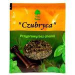 """CZUBRYCA 15g - Dary Natury """"przyprawy bez chemii"""" - opakowanie foliowe z nadrukiem w sklepie internetowym Ziolowyzakatek.sklep.pl"""