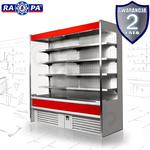 Regał chłodniczy RAPA RCh-O 133 / 70 w sklepie internetowym Mrozan