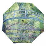 Claude Monet - Japoński mostek - składana parasolka Galleria w sklepie internetowym MiaDora.pl
