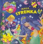Mała Syrenka. Książka z puzzlami w sklepie internetowym Oczytani.pl