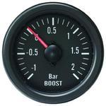 Mechaniczny wskaźnik doładowania turbo - VDO LOOK w sklepie internetowym Inter-Rally.pl