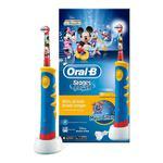 Szczoteczka elektryczna Braun Oral-B Advance Power 950 TX - szczoteczka dla dzieci z muzycznym timerem w sklepie internetowym DomowyStomatolog.pl