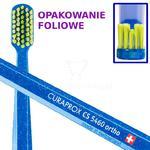 Curaprox CS 5460 ORTHO CELLO - ortodontyczna szczoteczka o bardzo miękkich włóknach w hermetycznym, foliowym opakowaniu w sklepie internetowym DomowyStomatolog.pl