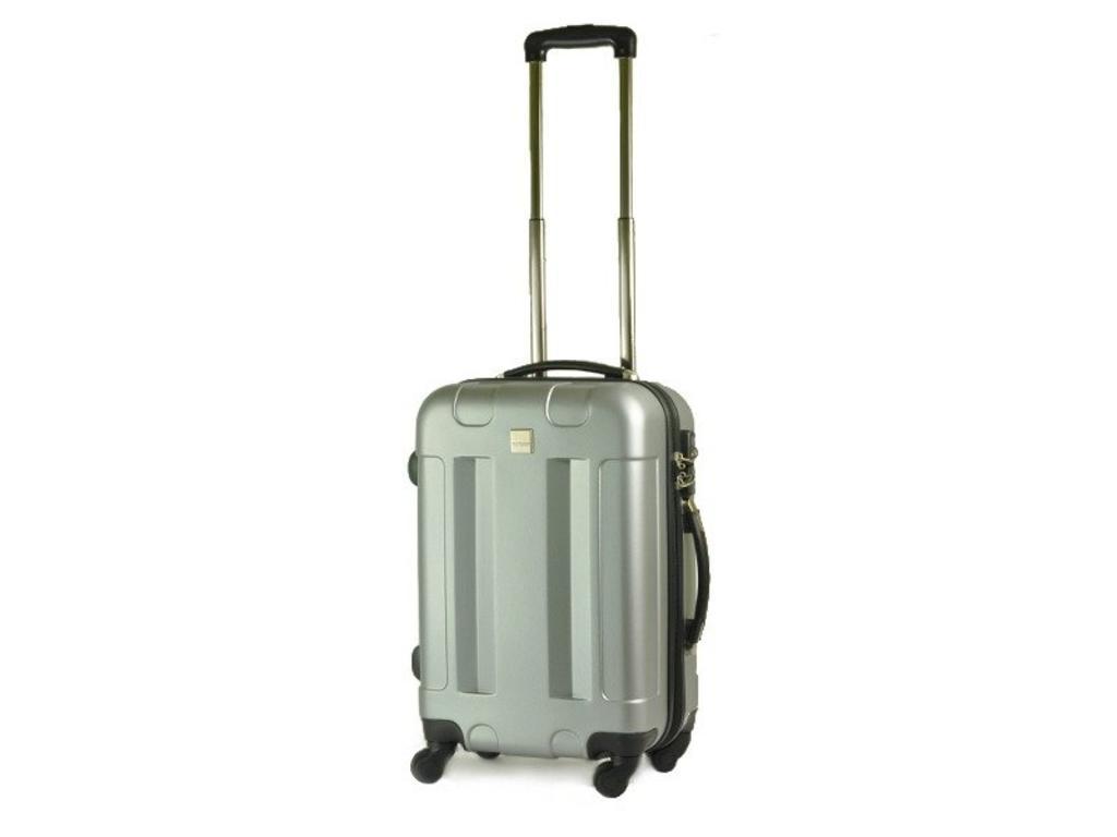 a53ccb4bcd828 Mała walizka WITTCHEN 56 3-521 szara - szara w sklepie internetowym  Gala24.pl. Powiększ zdjęcie