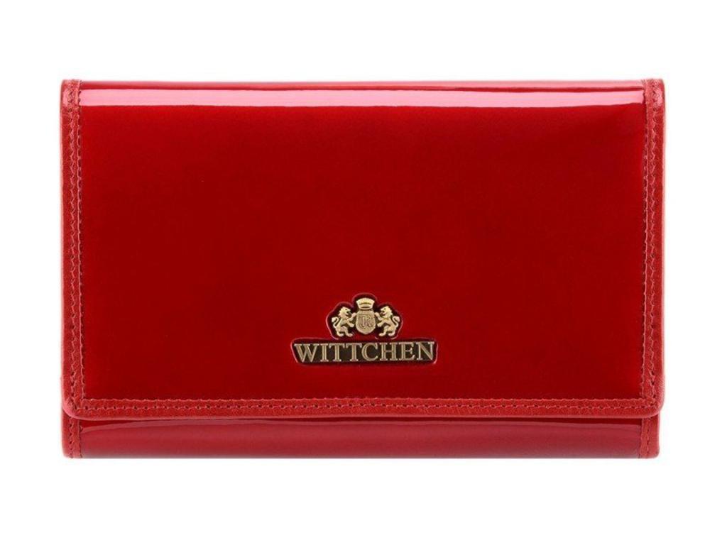 0a146c876b916 Portfel damski WITTCHEN 25-1-081 czerwony - czerwony w sklepie internetowym  Gala24. Powiększ zdjęcie
