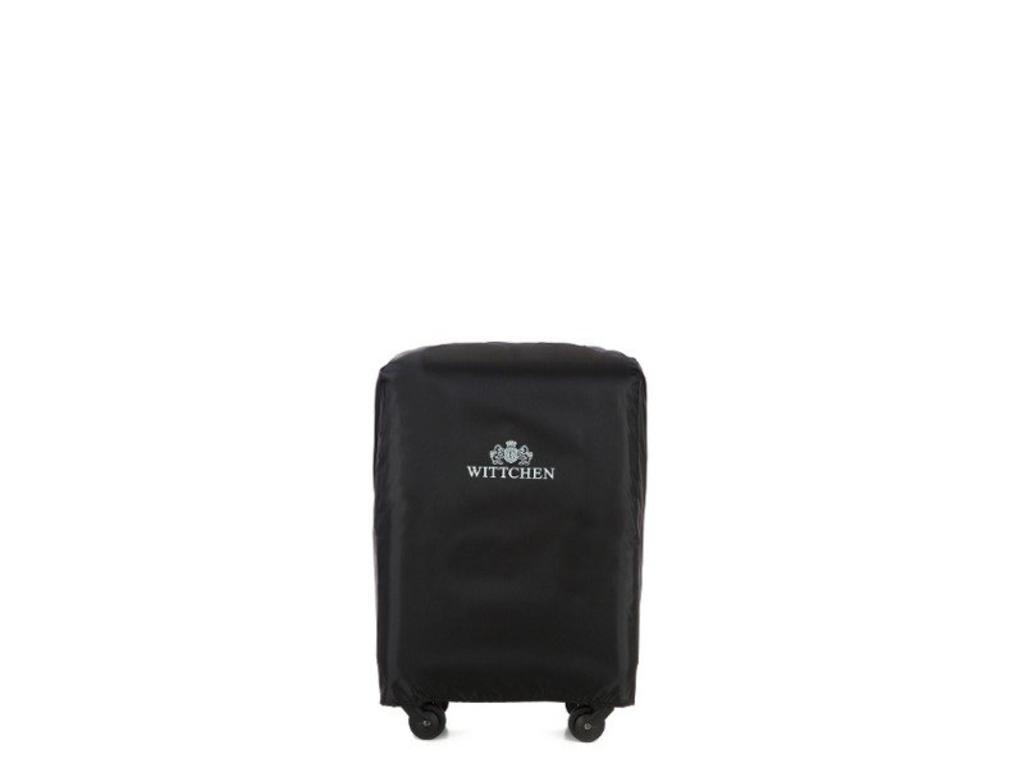 c50c33cb5ac73 Pokrowiec na walizkę 20' WITTCHEN 56-3-041 czarny (walizki twarde).  Powiększ zdjęcie