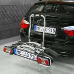 Bagażnik na rowery platforma JAKE EUFAB na 2+1 rowery w sklepie internetowym DostawaNaJutro.pl