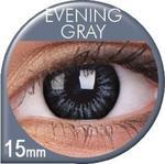 Soczewki Kolorowe ColourVUE Big Eyes 15mm 2szt. - Evening Gray w sklepie internetowym MyLenShop.com
